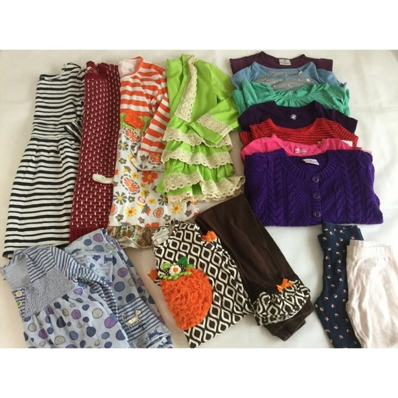 Mini Boden Other - 7-8 Girls Clothes Lot Dresses Shirts Skirts